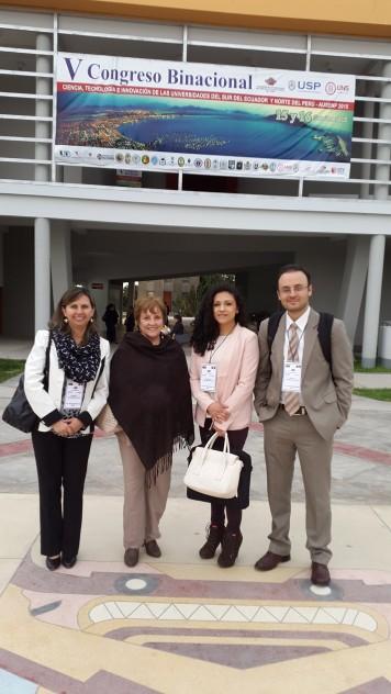 Congreso AUSENP 2015